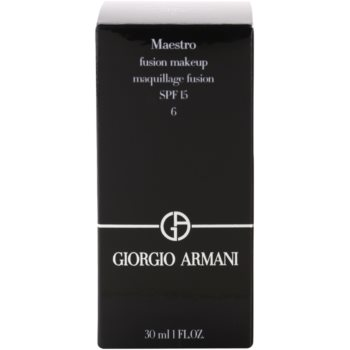 Armani Maestro make-up cu textura usoara 3