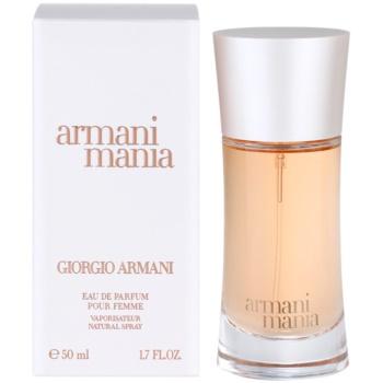 Armani Mania for Woman eau de parfum pentru femei 50 ml