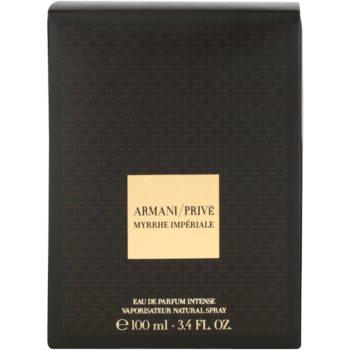 Armani Prive Myrrhe Imperiale Eau de Parfum unissexo 4