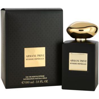 Armani Prive Myrrhe Imperiale Eau de Parfum unissexo 1
