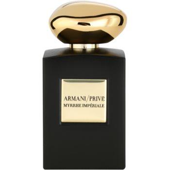 Armani Prive Myrrhe Imperiale Eau de Parfum unissexo 2