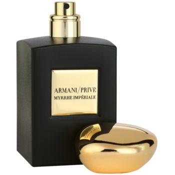 Armani Prive Myrrhe Imperiale Eau de Parfum unissexo 3