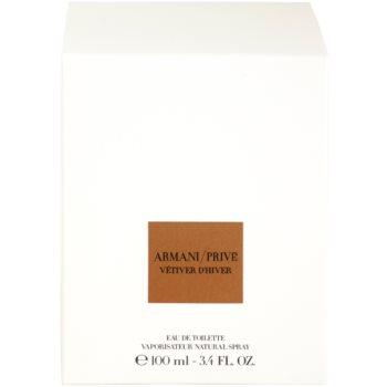 Armani Prive Vetiver Babylone Eau de Toilette for Men 4