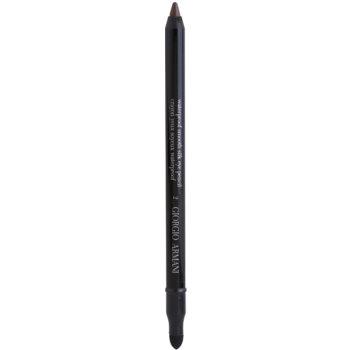 Fotografie Armani Smooth Silk voděodolná tužka na oči s aplikátorem odstín 02 Brown 1,2 g