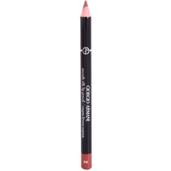 Fotografie Armani Smooth Silk konturovací tužka na rty odstín 02 Hazelnut 1,14 g