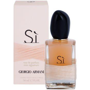 Armani Si Rose Signature Eau de Parfum for Women 1