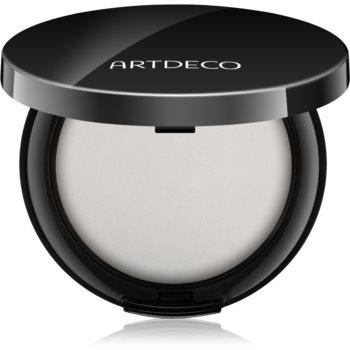 Artdeco No Color Setting Powder pudră transparentă compactă