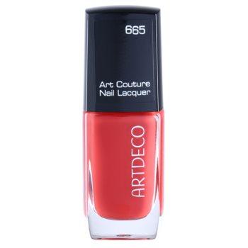 Artdeco The Sound of Beauty Art Couture lac de unghii culoare 111.665 Brick Red 10 ml