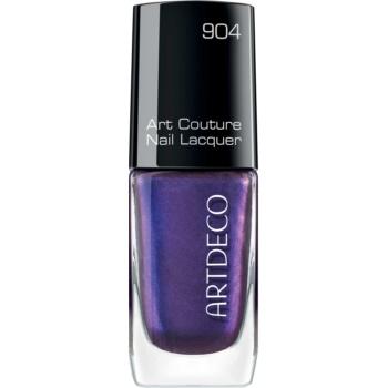 Fotografie Artdeco Beauty of Nature lak na nehty odstín 904 Royal Purple 10 ml