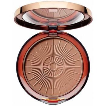 Artdeco Hello Sunshine Bronzing Powder Compact pudra  bronzanta culoare 30 Terracotta 10 g