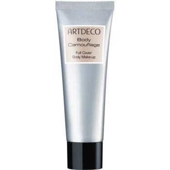 Artdeco Cover & Correct fond de ten cover rezistent la apă pentru corp culoare 491.17 Light Walnut  50 ml