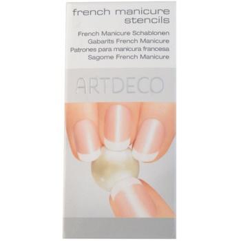 Artdeco French Manicure шаблони для французького манікюру