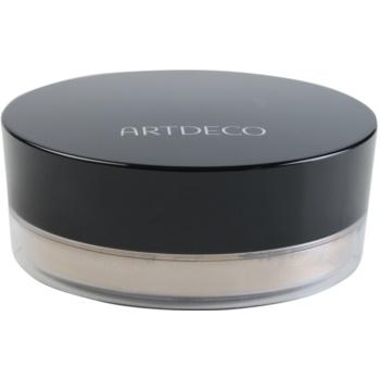 Artdeco Fixing Powder transparentní pudr s aplikátorem 10 g