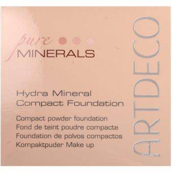 Artdeco Hydra Mineral зволожуюча компактна пудра-основа 1