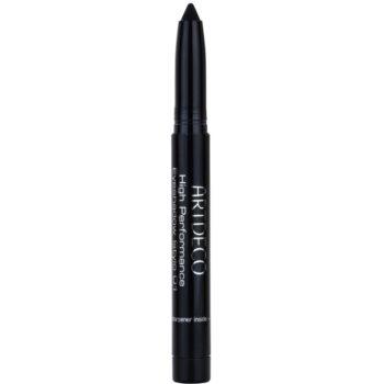 Fotografie Artdeco High Performance Eyeshadow Waterproof oční stíny v tužce odstín 267.01 Black 1,4 g