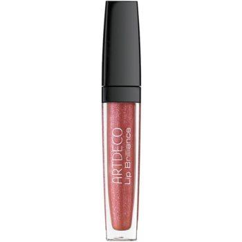 Fotografie Artdeco Lip Brilliance lesk na rty odstín 195.45 Brilliant Ruby Red 5 ml