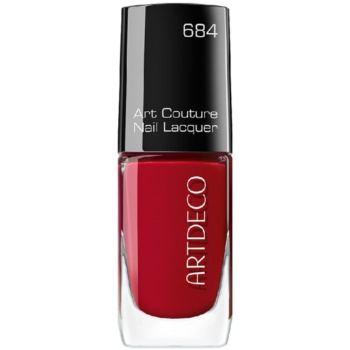Fotografie Artdeco Majestic Beauty lak na nehty odstín 111.684 couture lucious red 10 ml