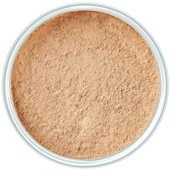 Artdeco Mineral Powder Foundation minerální sypký pudr odstín 340.6 Honey 15 g