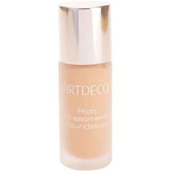 Fotografie Artdeco Rich Treatment krycí make-up odstín 485.10 Sunny Shell 20 ml