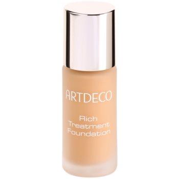 Fotografie Artdeco Rich Treatment krycí make-up odstín 485.18 Deep Honey 20 ml