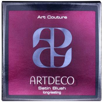 Artdeco Art Couture Satin Blush Long-Lasting дълготраен руж 2