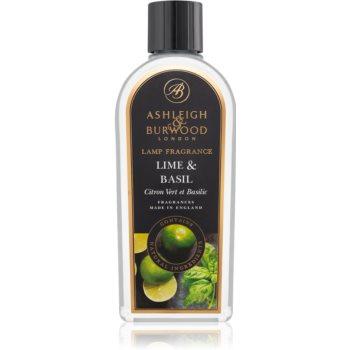 Ashleigh & Burwood London Lamp Fragrance Lime & Basil rezervă lichidă pentru lampa catalitică poza noua