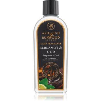 Ashleigh & Burwood London Lamp Fragrance Bergamot & Oud rezervă lichidă pentru lampa catalitică