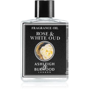 Ashleigh & Burwood London Fragrance Oil Rose & White Oud ulei aromatic