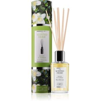 Ashleigh & Burwood London The Scented Home Jasmine & Tuberose aroma difuzor cu rezerv? imagine produs
