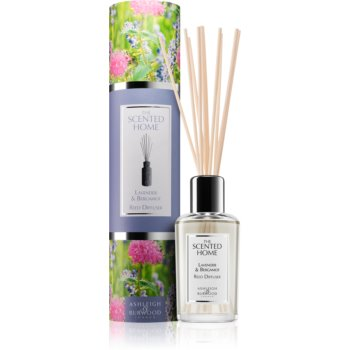 Ashleigh & Burwood London The Scented Home Lavender & Bergamot aroma difuzor cu rezervã