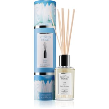 Ashleigh & Burwood London The Scented Home Fresh Linen aroma difuzor cu rezervã