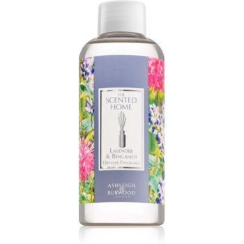 Ashleigh & Burwood London The Scented Home Lavender & Bergamot reumplere în aroma difuzoarelor