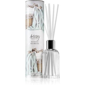 Ashleigh & Burwood London Artistry Collection Soft Cotton aroma difuzor cu rezervã