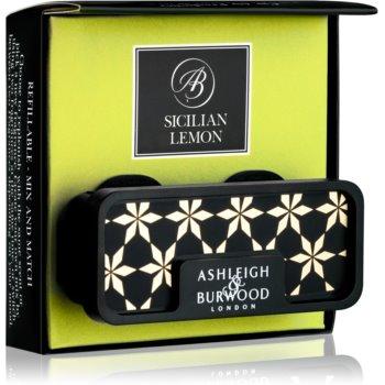 Ashleigh & Burwood London Car Sicilian Lemon parfum pentru masina Clip