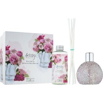 Ashleigh & Burwood London Artistry Collection Peony Blush aroma difuzor cu rezervã 180 ml
