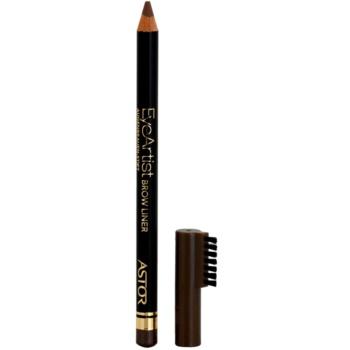 Astor Eye Artist creion pentru sprancene cu pensula