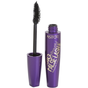 Astor Big & Beautiful False Lash Look řasenka pro efekt umělých řas odstín 910 Hypnotic Black 9 ml