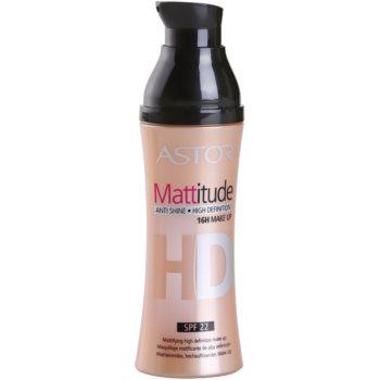 Astor Mattitude High Definition base matificante 1