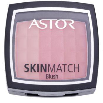 Astor SkinMatch трио руж 3