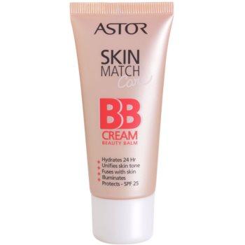 Astor SkinMatch Care BB creme hidratante 5 em 1