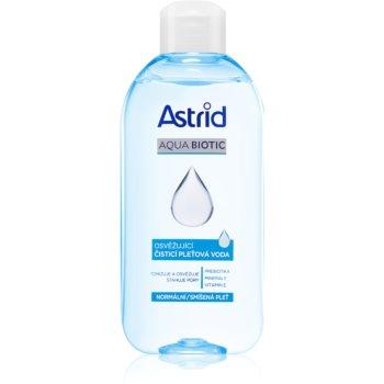 Astrid Fresh Skin apa pentru curatarea tenului pentru piele normală și mixtă poza noua