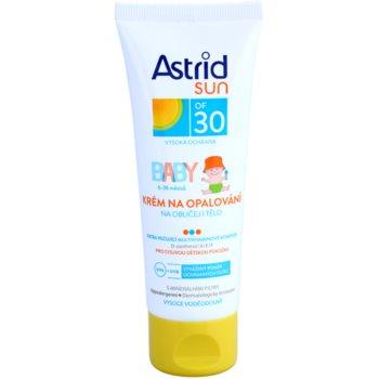 Astrid Sun Baby dziecięcy krem do opalania SPF 30
