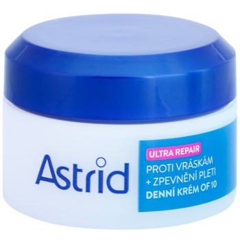 Astrid Ultra Repair crema fermitate anti-rid SPF 10