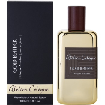 Atelier Cologne Gold Leather parfumuri unisex 100 ml