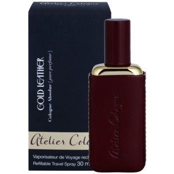 Atelier Cologne Gold Leather darilni seti 1