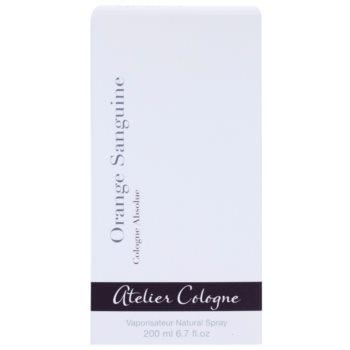 Atelier Cologne Orange Sanguine Perfume unisex 4