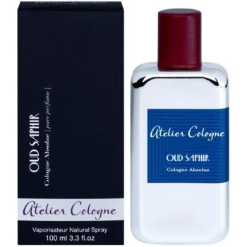 Fotografie Atelier Cologne Oud Saphir parfém unisex 100 ml