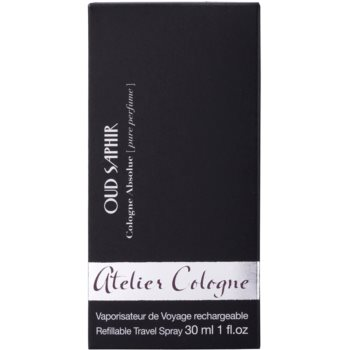 Atelier Cologne Oud Saphir Gift Set 4