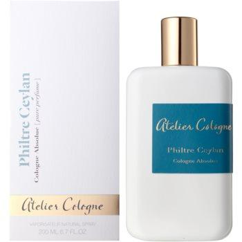 Fotografie Atelier Cologne Philtre Ceylan parfém unisex 200 ml
