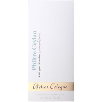 Atelier Cologne Philtre Ceylan Perfume unisex 4